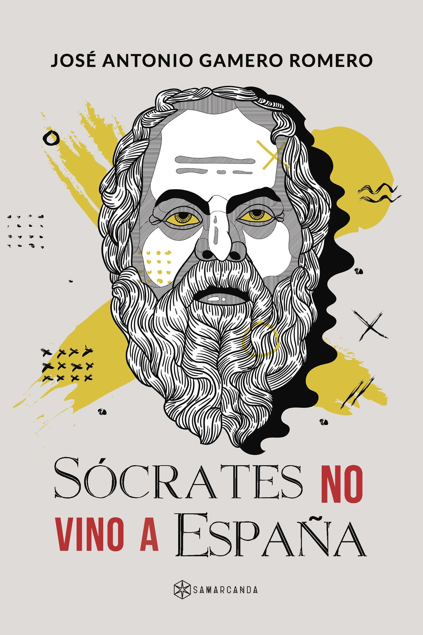 61d7501ff Una (gran) novela para pensar  Sócrates no vino a España